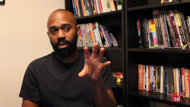 Phil Augusta Jackson, Emmy-nominated TV Writer