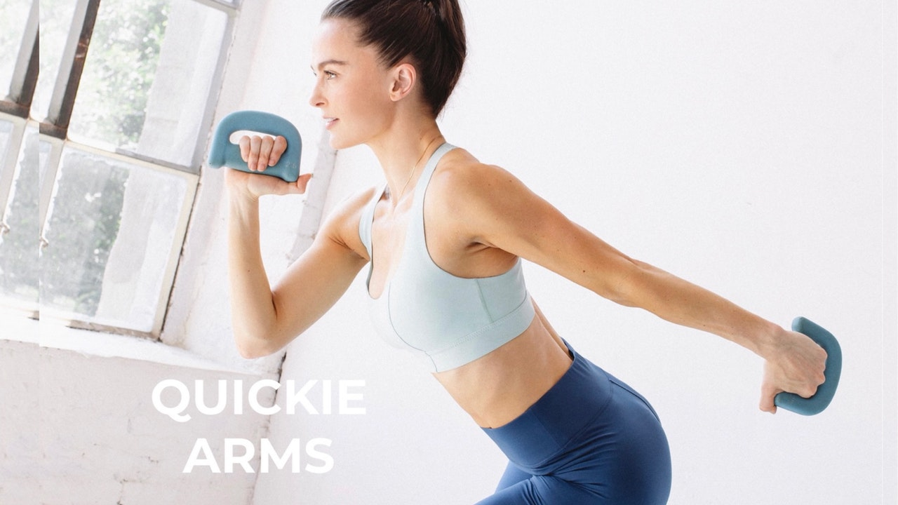 QUICKIE ARMS
