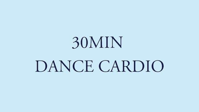 30MIN DANCE CARDIO