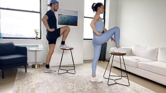 LIVE 14MIN STANDING LEGS/BUTT