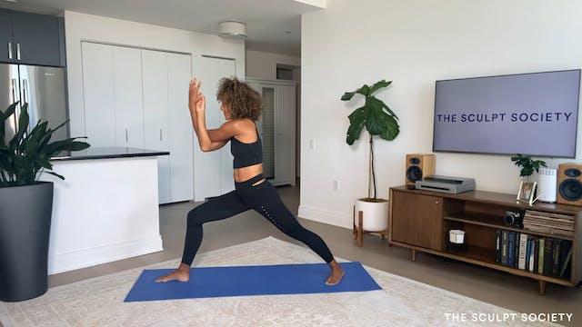 BONUS! NEW 35MIN Yoga for athletes x2