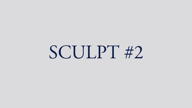 30MIN SCULPT #2