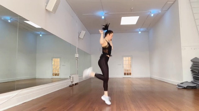 LIVE FROM NYC: 6MIN FOLLOW ALONG DANCE CARDIO