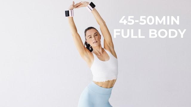 45-50MIN FULL BODY
