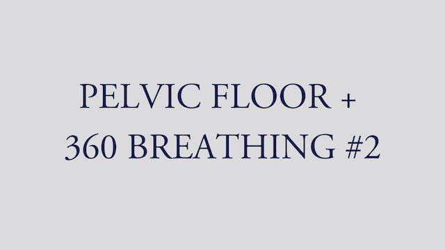 PF + 360 BREATHING CIRCUIT