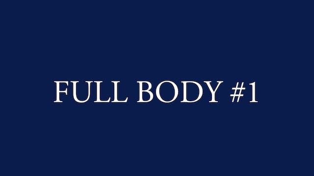 FULL BODY 1