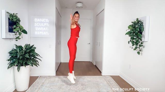 30MIN DANCE CARDIO 15