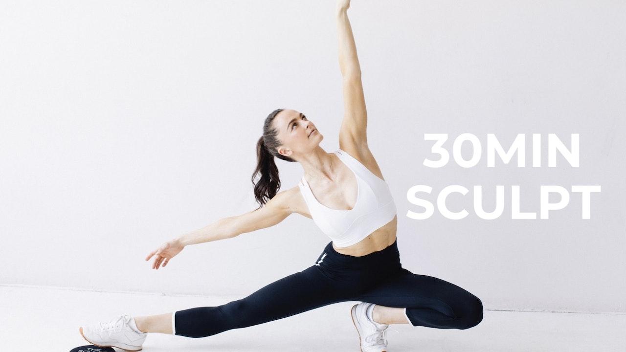 30MIN SCULPT
