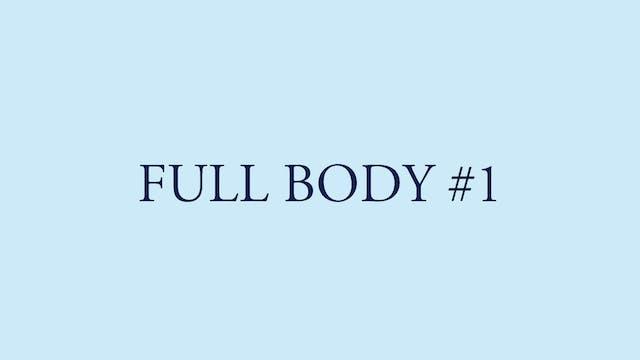 FULL BODY #1