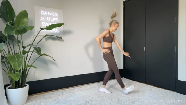 BONUS! 23MIN DANCE CARDIO + ABS w/ KATY