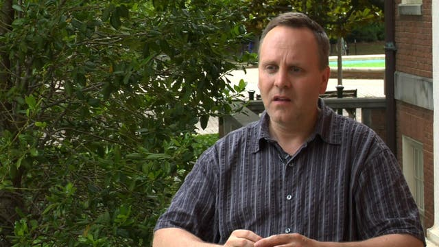 Full Interview, Joseph Nevins: Global Apartheid