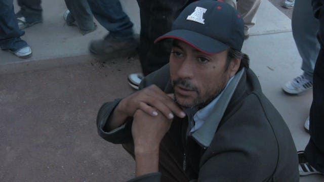 Full Interview, Day Laborer: Where Does The Money Go?