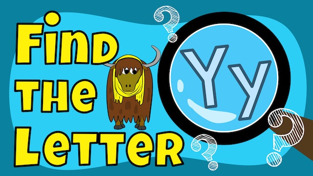 Find the letter Y