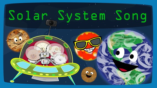 Solar System Song