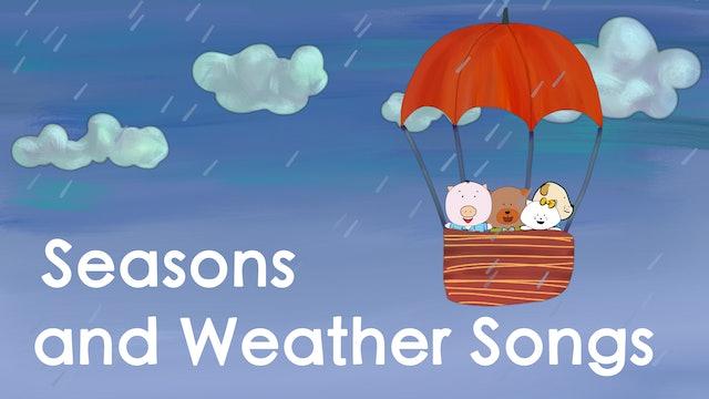 Seasons and Weather Songs