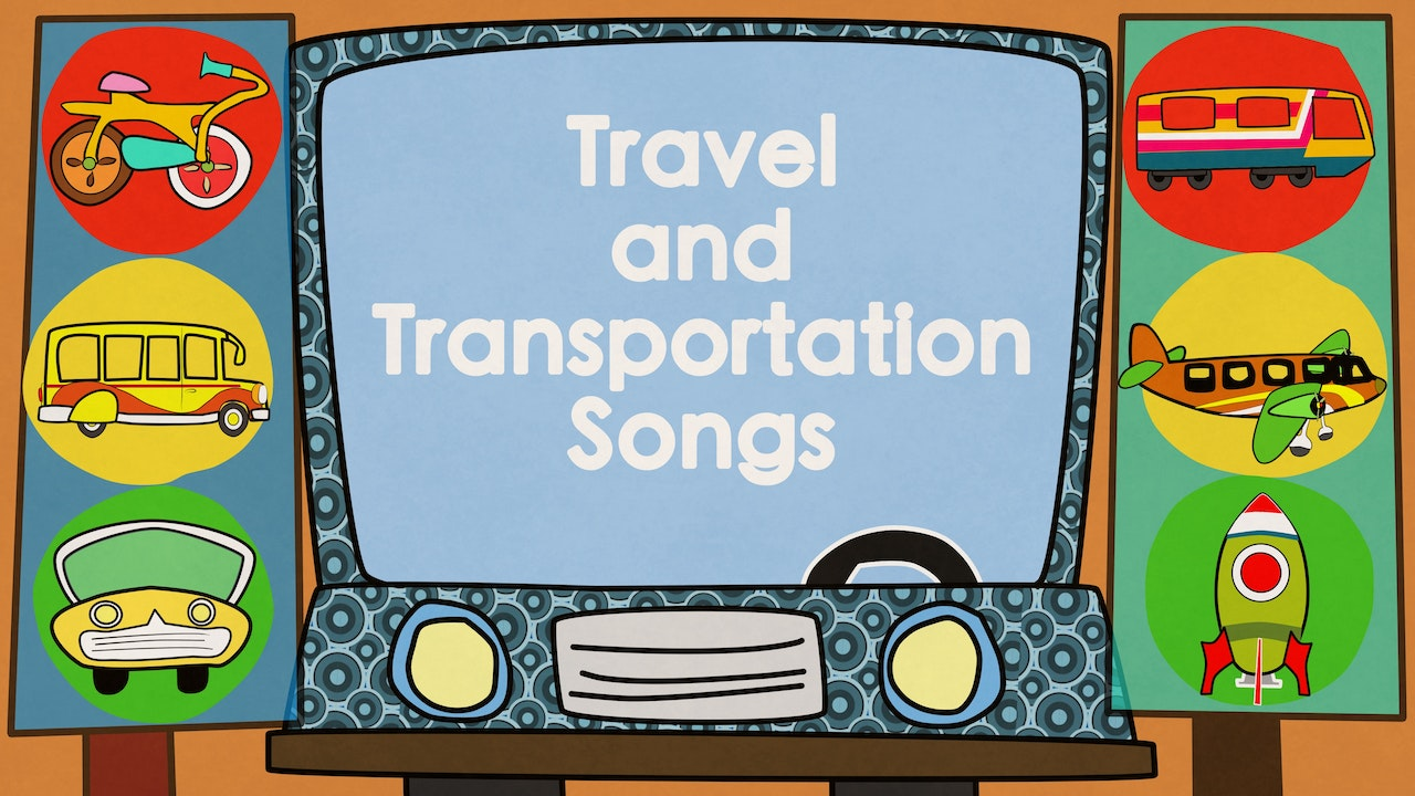 Transportation and Travel Songs