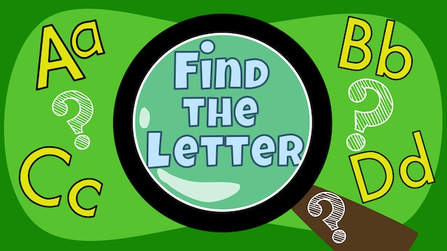 Find the Letter Series