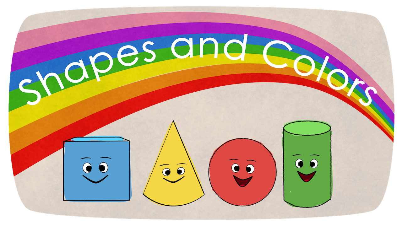 Shapes and Colors Songs