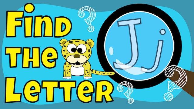 Find the letter J