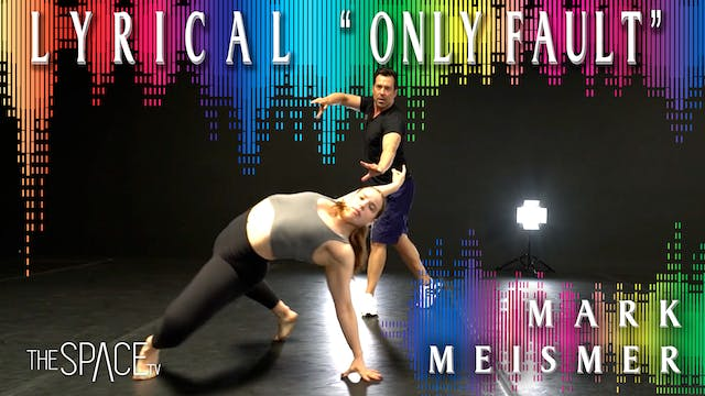 "Lyrical ""Only Fault"" with Mark Meismer"