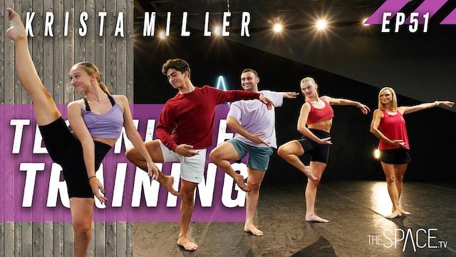 """Technique: """"Training"""" / Krista Miller - Ep51"""