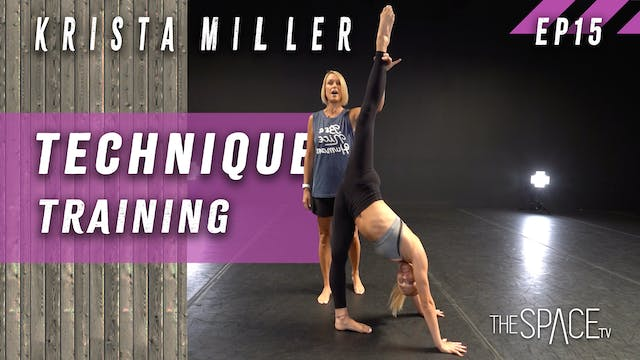 Technique: Training / Krista Miller Ep15
