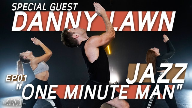 "NEW! Jazz: ""One Minute Man"" / Special Guest Danny Lawn"