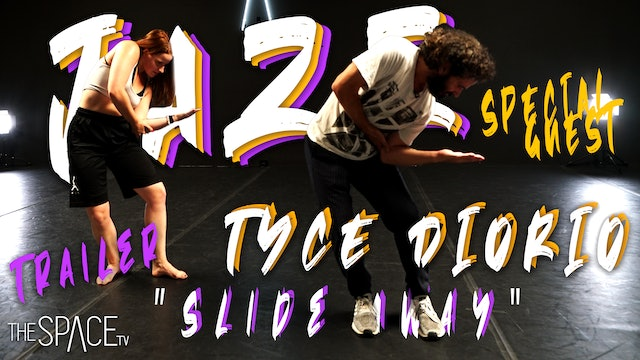 "TRAILER: Jazz ""Slide Away"" / Tyce Diorio"