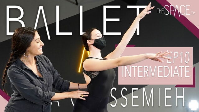 "NEW! Ballet: ""Training"" / Tara Ghassemieh - Ep10"