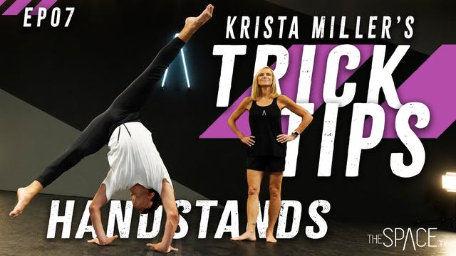 """Trick Tips Ep07: """"Handstands"""" / Krist..."""