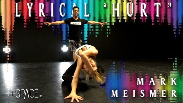 "Lyrical ""Hurt"" with Mark Meismer"
