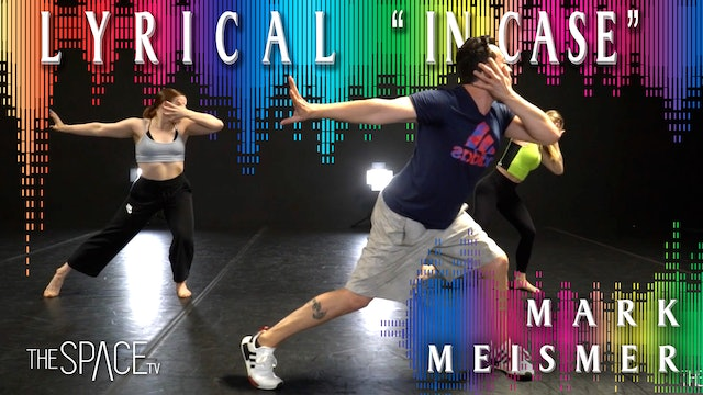 "Lyrical: ""In Case"" with Mark Meismer"