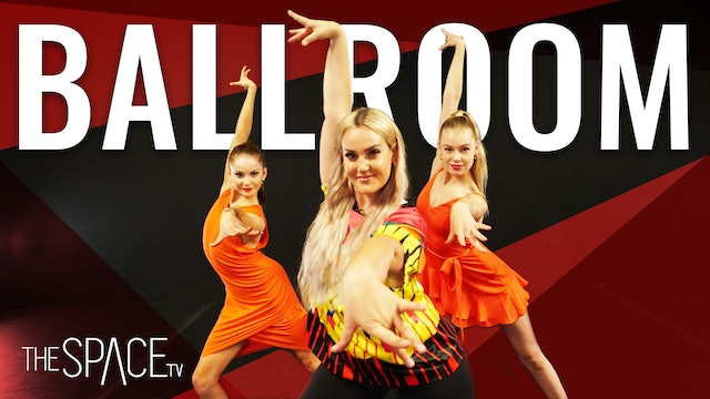 Ballroom with Lacey Schwimmer