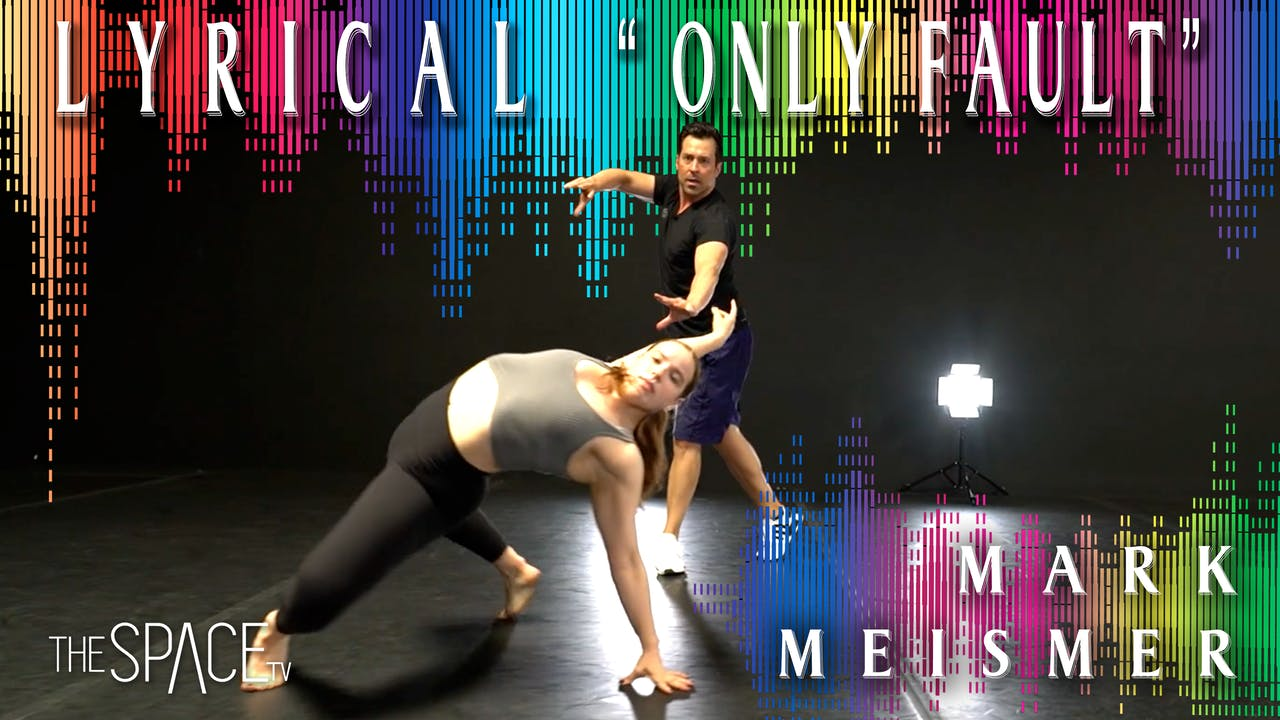 "Lyrical ""Only Fault"" with Mark Meismer - Beg/Int."