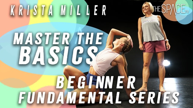 TRAILER: Master the Basics: Beginner Fundamentals 7 Part Series / Krista Miller