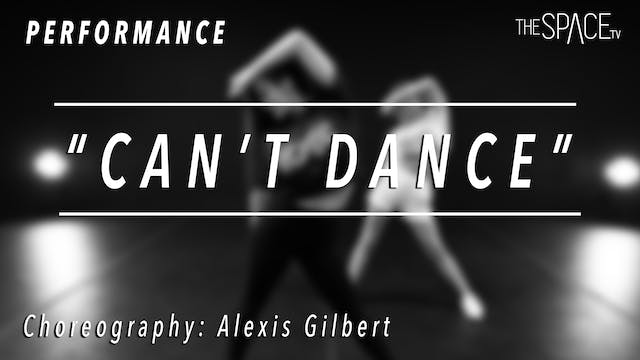 PERFORMANCE: Alexis Gilbert / Jess & ...