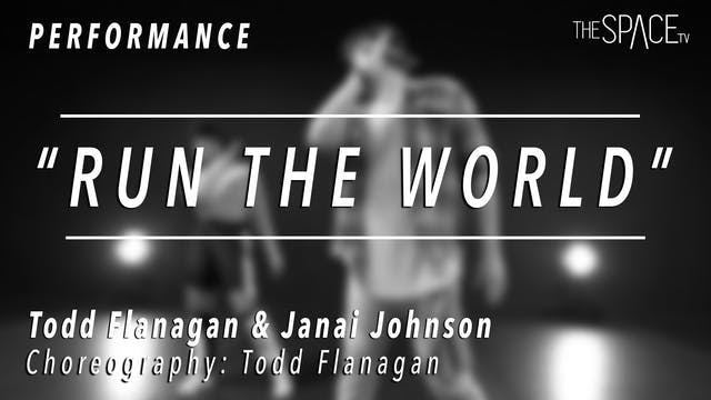 PERFORMANCE: Todd Flanagan and Janai ...