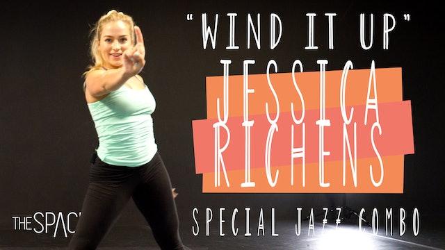 """Jazz """"Wind it Up"""" / Jessica Richens"""