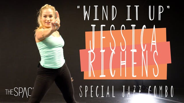 "Jazz ""Wind it Up"" / Jessica Richens"
