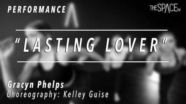 "PERFORMANCE: Gracyn Phelps / Contemporary ""Lasting Lover"" by Kelley Guise"