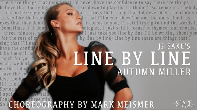 "Dance Short: ""Line by Line"" with Autumn Miller - by Mark Meismer"