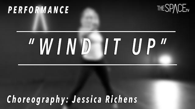 "PERFORMANCE: Jessica Richens / Jazz ""..."