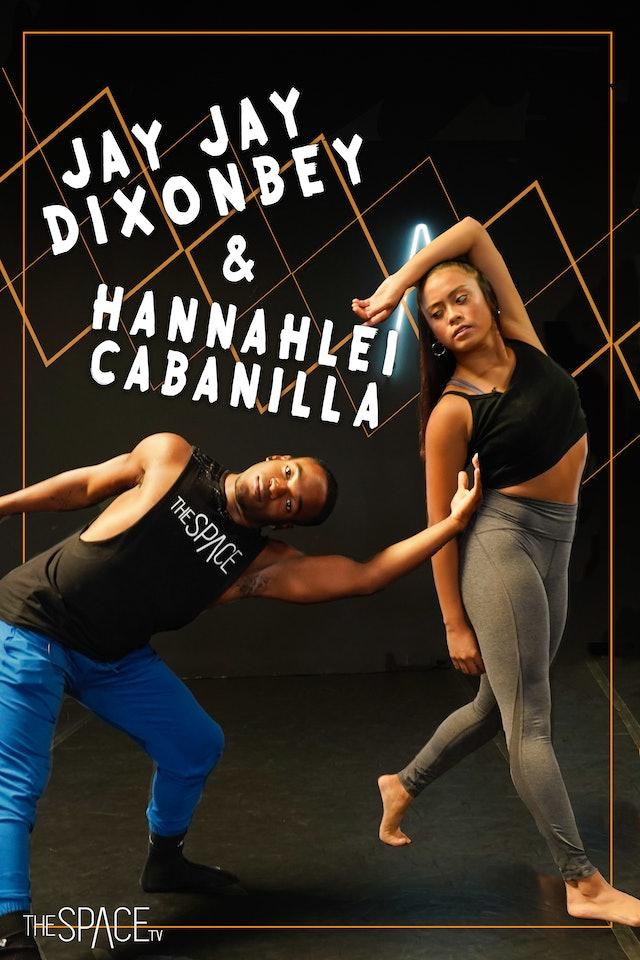 Hannahlei Cabanilla & Jay Jay Dixonbey