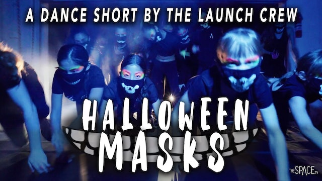 "Dance Short: ""Halloween Masks"" - Free Content"
