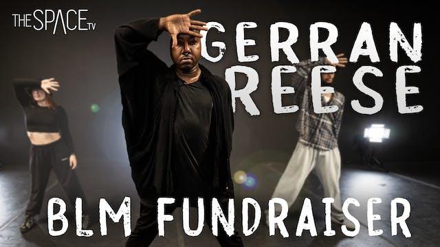 #BLM Fundraiser / Hip Hop Fusion Gerran Reese
