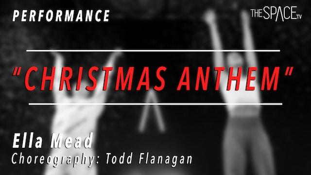 "PERFORMANCE: Ella Mead / TikTok Tuesday ""Holiday Jingle"" by Todd Flanagan"