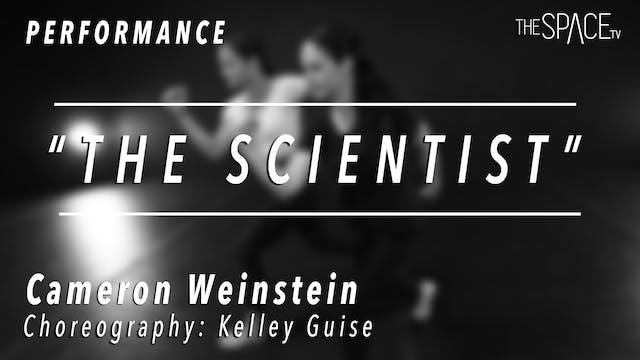 PERFORMANCE: Cameron Weinstein / Cont...