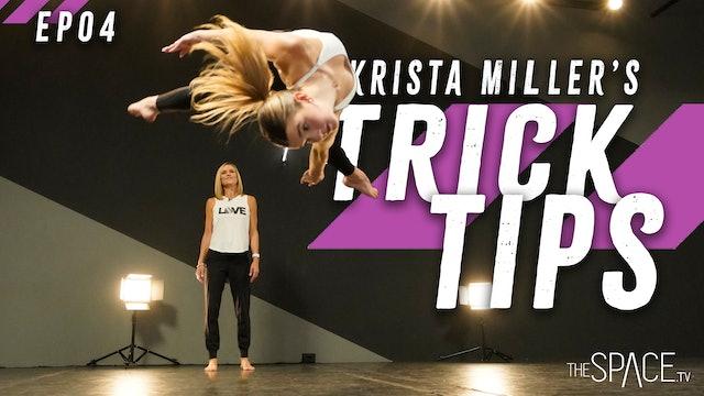 Trick Tips Ep 04 / Krista Miller