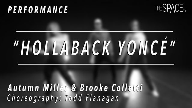"""PERFORMANCE: Autumn and Brooke / TikTok Tuesday """"Hollaback"""" by Todd Flanagan"""