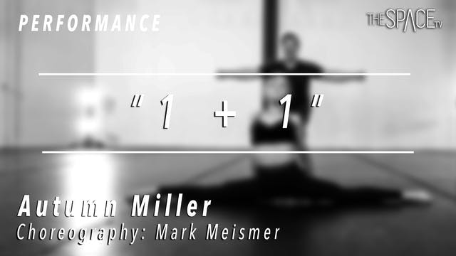 PERFORMANCE: Autumn Miller / Lyrical ...